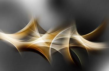 Elegancki jasny złoty abstrakcyjny wzór