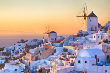 Oia Sunset, Santorini island, Greece