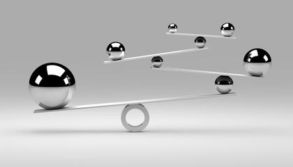 Balance Concept / Balls