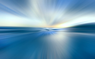 Abstract light Motion and Speed background Vector  illustration of background with blurred magic Color light