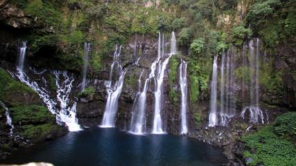 cascade Langevin, île de la Réunion