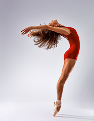 balerina tancerz