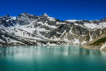 Lago Serrù - Gran Paradiso