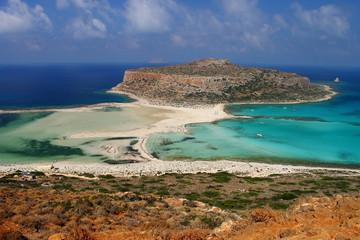 Balos Gramvoussa Crète Grèce