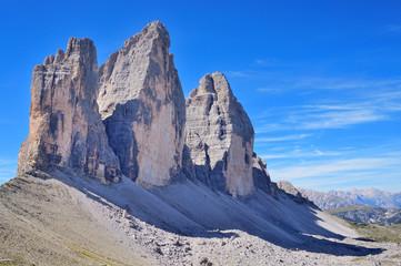 Dolomity Cortina Tre Cime di Lavaredo