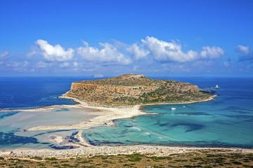 Balos beach at Gramvousa, Crete