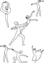 balet, taniec, ruch, teatr, tancerz, tancerka, tancerze, ciało, baletmistrz, primabalerina,
