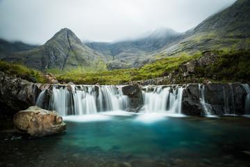 The Fairy Pools, Glen Brittle, Skye, Scotland