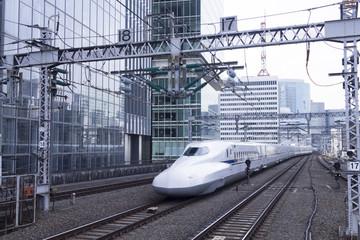 Pocisk pociągu w Japonii