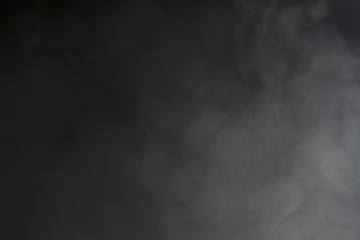 Abstract Smoke and Fog texture background