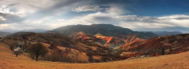 Carpathians nature