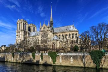 Nôtre-Dame de Paris, Paris, Bords de Seine