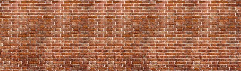 Tekstura ściana z czerwonej cegły