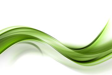 Niesamowite streszczenie zielonej fali