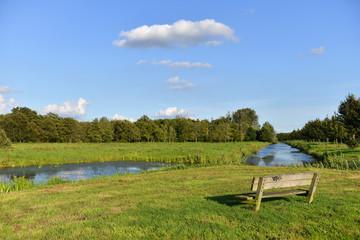 Tereny wypoczynkowe na obrzeżach Utrechtu - Holandia