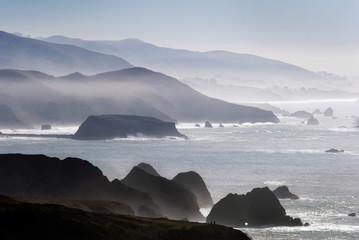Seascape of the Sonoma Coast