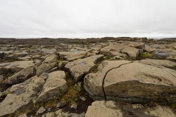 Krajobraz wulkaniczny w Landmannalaugar (park przyrody Fjallbak, Islandia)