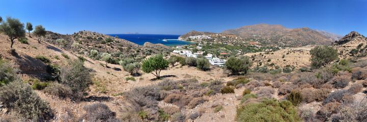 Landschaft rund um Agia Galini / Insel Kreta