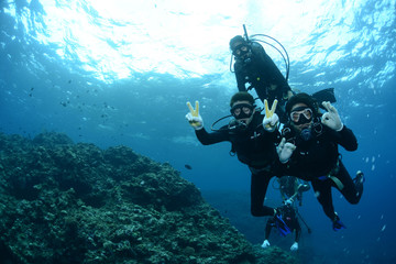 Okinawa Scuba Diving