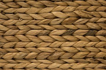 Woven braid texture