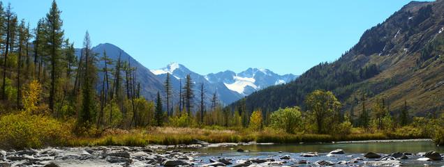 Amazing mountain landscape