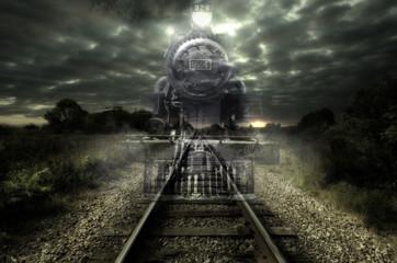 Pociąg widmo