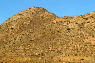 Półpustynny krajobraz w północno-zachodniej części Republiki Południowej Afryki