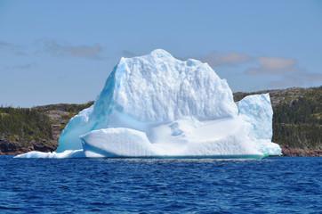 Iceberg, Cape Bonavista Newfoundland Canada