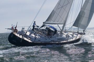 MV Moody Sailing Yacht