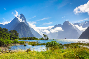 Milford Sound #6, New Zealand