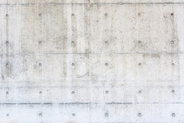 Exposed Concrete wall