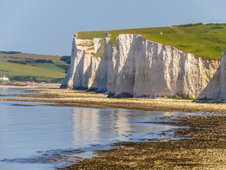 Seven Sisters chalk cliffs, Seven Sisters National Park