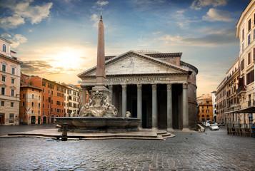 Panteon w Rzymie, Włochy