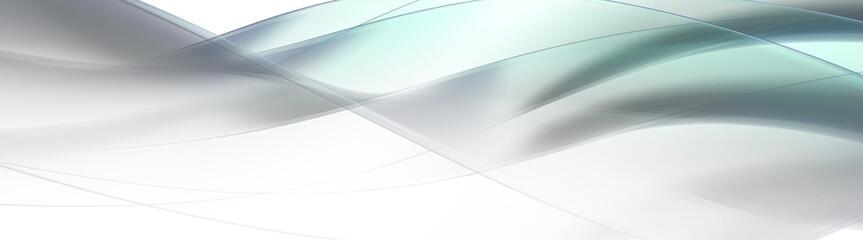 abstrakcyjna panorama