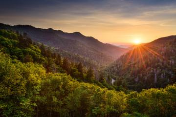 Odnaleziona luka w Smoky Mountains