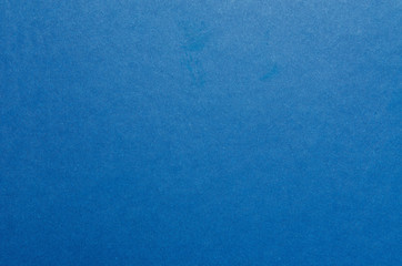 Blue construction paper texture, grunge abstract background