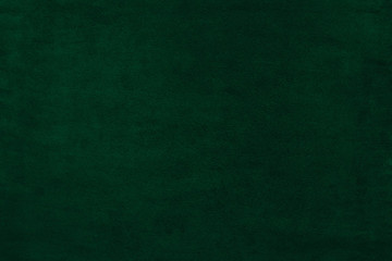 Green color velvet texture background