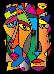 Cubism 2mens2