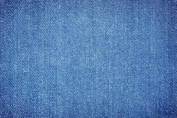 Texture of denim or blue jeans background