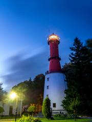 Rozewie Lighthouse, Poland