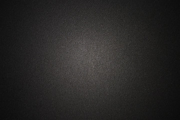 Black metal background or texture