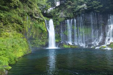 白糸の滝  世界文化遺産