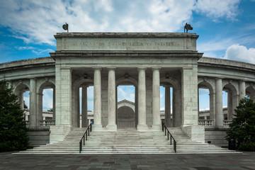 The Arlington Memorial Amphitheater at Arlington National Cemete