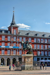 Madrid, Felipe der Dritte