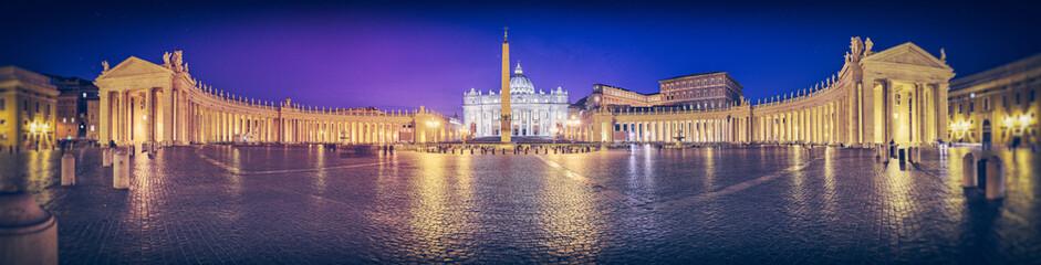 Rome, place Saint Pierre