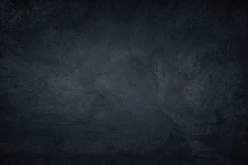 Dark Blue Concrete Background