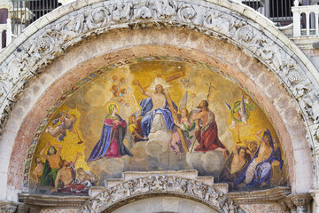 Fresk Patriarchalnej Bazyliki Katedralnej