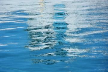 背景素材・水面の光