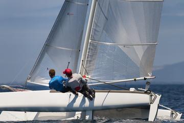 sail boat race