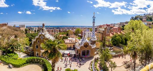 Gaudi Park Barcelona Spain